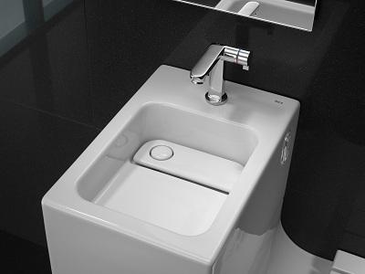 praktyczna umywalka